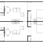 Banyan 2 bed option plan
