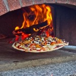 Castaway Norfolk Island pizza