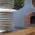 Castaway Norfolk Island - Pizzas ready to go!