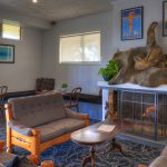Castaway Norfolk Island - Relax by the Fire