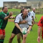 Castaway Norfolk Island - Rugby on the Rock