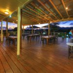 Castaway Norfolk Island - The Deck